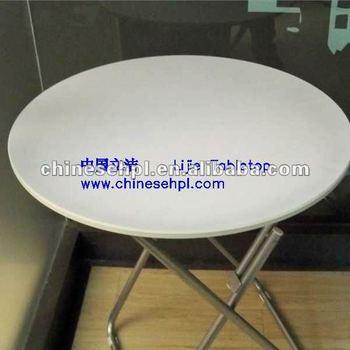 Weiss Restaurant Resopal Tischplatte Phenolharz Kompaktlaminat