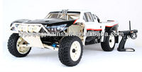 New style 1/5 scale RC car 29CC 4 bolt engine with Walbor and NGK Rovan 275LT 4wd truck