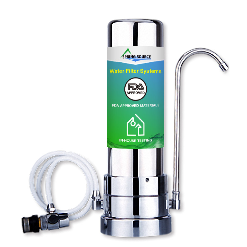 OEM tutta la casa commercio all'ingrosso di acqua alcalina prezzo filtri sistema