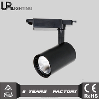 New products rail lamp factory price led track lighting fixtures