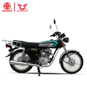 cheap factory price classic gasoline moped street type 125CC chopper motorcycle for adults
