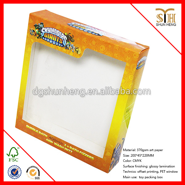 plastic clear box , soft pvc for packaging