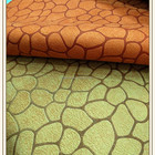 hot sell stone pattern printed cheap sofa suede fabric