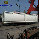20ft & 40ft ISO tank containers price for sale