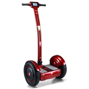 2 wheel GPS balance mobility scooter self balancing electric scooter stand up scooter with foldable handle bar
