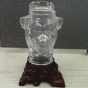 100ml Animal Shaped Monkey Glass Bottle