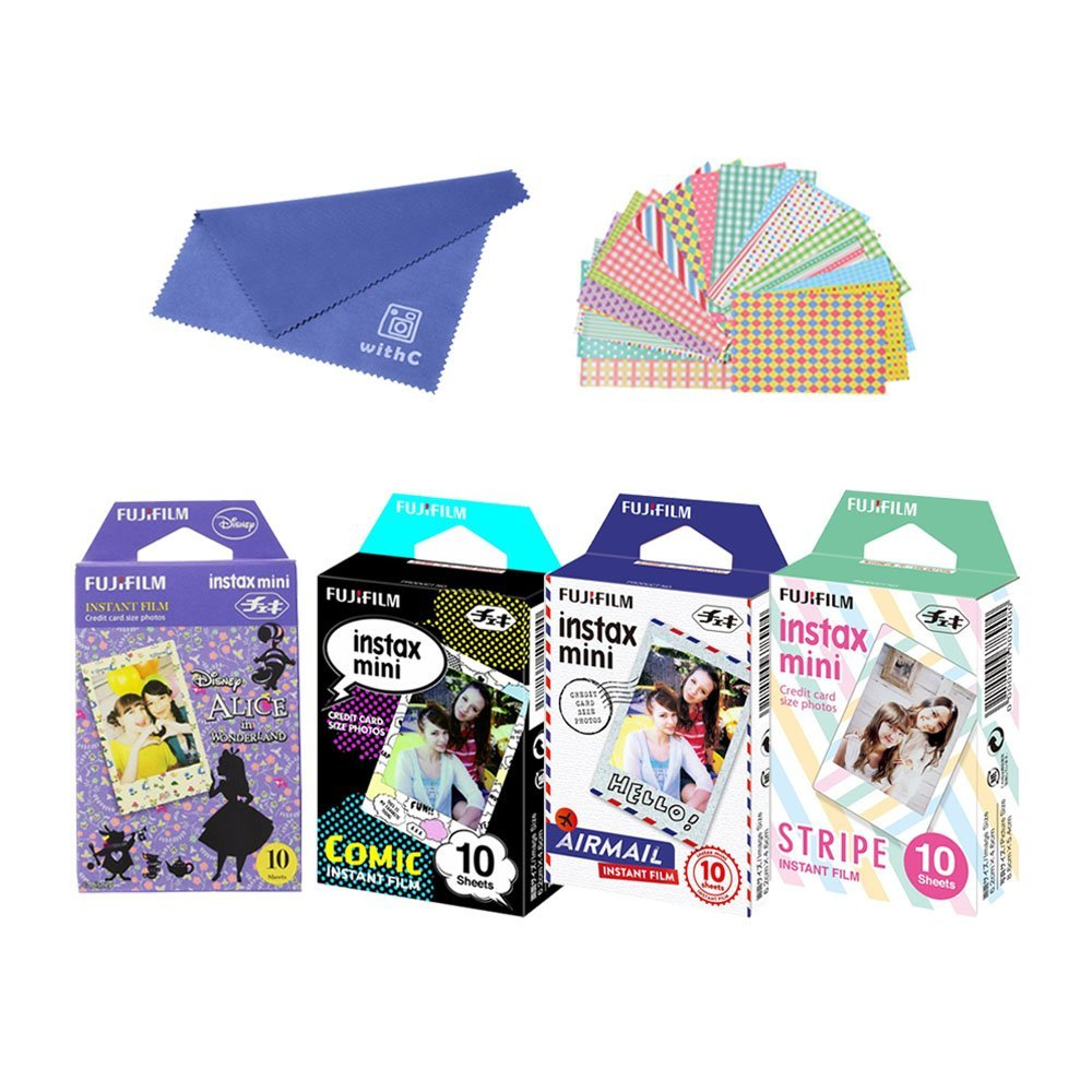 Cheap Alice Film Find Deals On Line At Alibabacom Fujifilm Paper Instax Mini Comic Get Quotations 4 Pack Bundle Disney Airmail Stripe