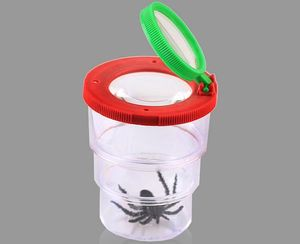 Children insect magnifier science education equipment kids toy Insect Viewer Nature Jar Holder Catcher Magnifier