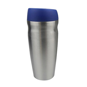 Custom Logo 15oz Stainless Steel Coffee Tumbler, Stainless Steel Thermal Coffee Mug
