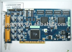 H.264 8chs DVR Board Hikvision board capture board:DS-4008HCI
