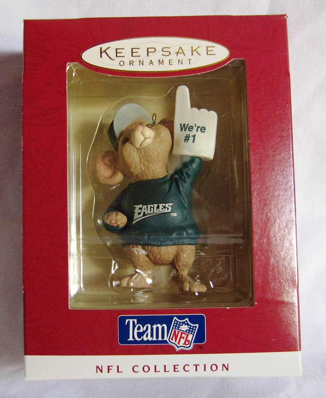 Get Quotations · 1996 Philadelphia Eagles  1 Fan Keepsake Christmas Ornament 0e0fabe5c