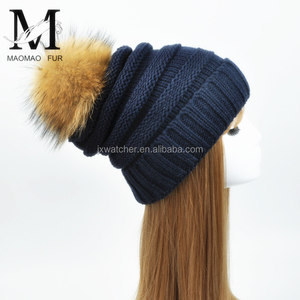 Custom Logo Men Women Hat Knitting Hip-hop Skully Bonnet Winter CC Beanie Hat
