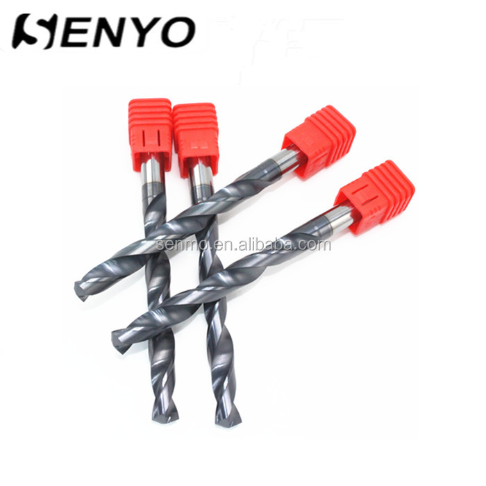 Senyo Cutting Tools Manufacturing Solid Carbide Drills