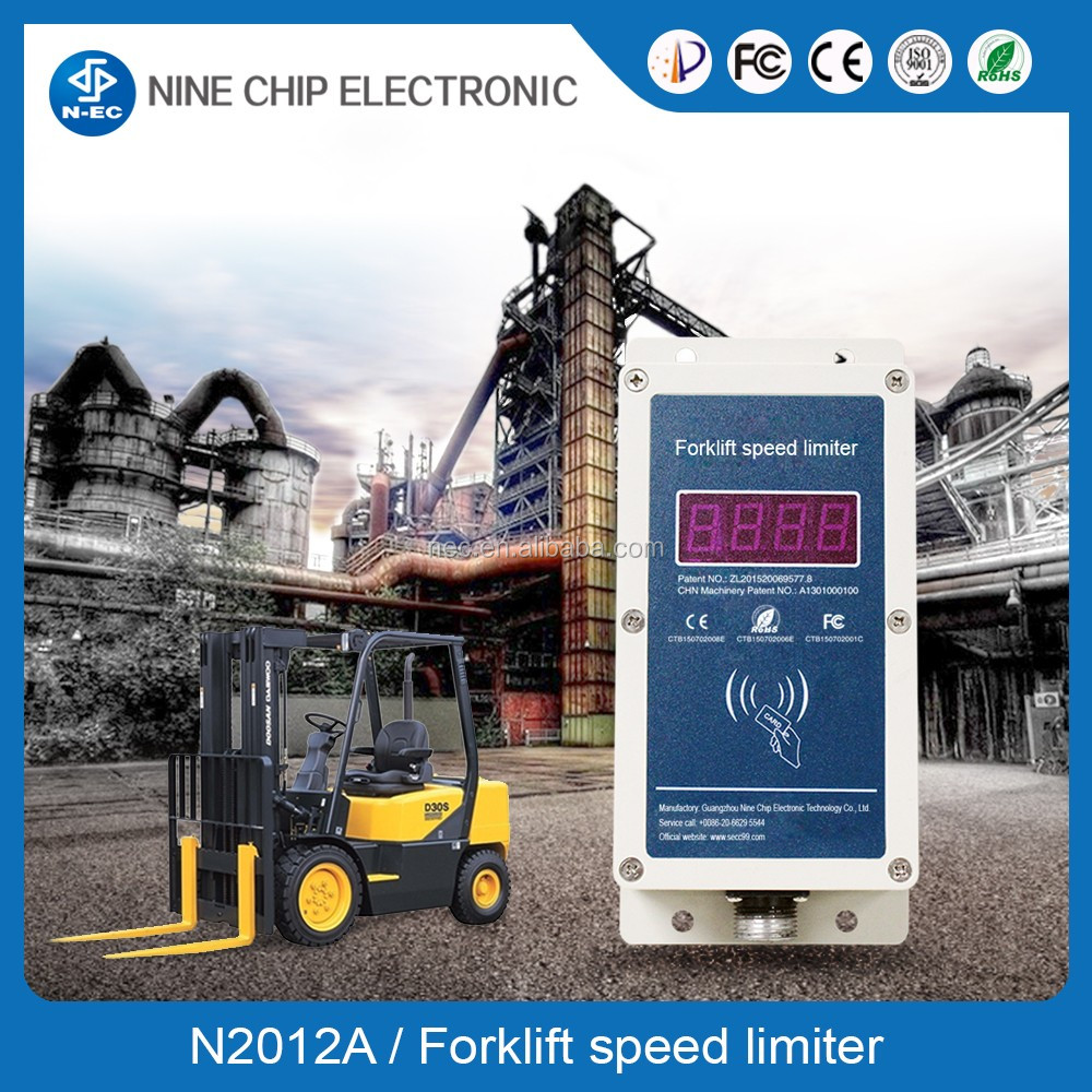 Forklift Safety And Automotive Speed Control Products Forklift ...