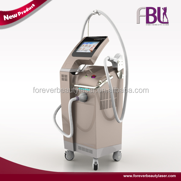 808 nm Laser Type and Hair Removal Feature led hair removal laser machne