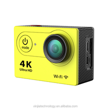 H9 4K WiFi Cube Sport DV 30M Waterproof 4K wifi sport camera xdv/Ultra HD 4K Action Camera
