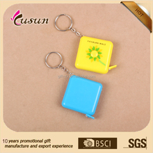 promotion gift wholesale round meter custom logo printing mini tape measure