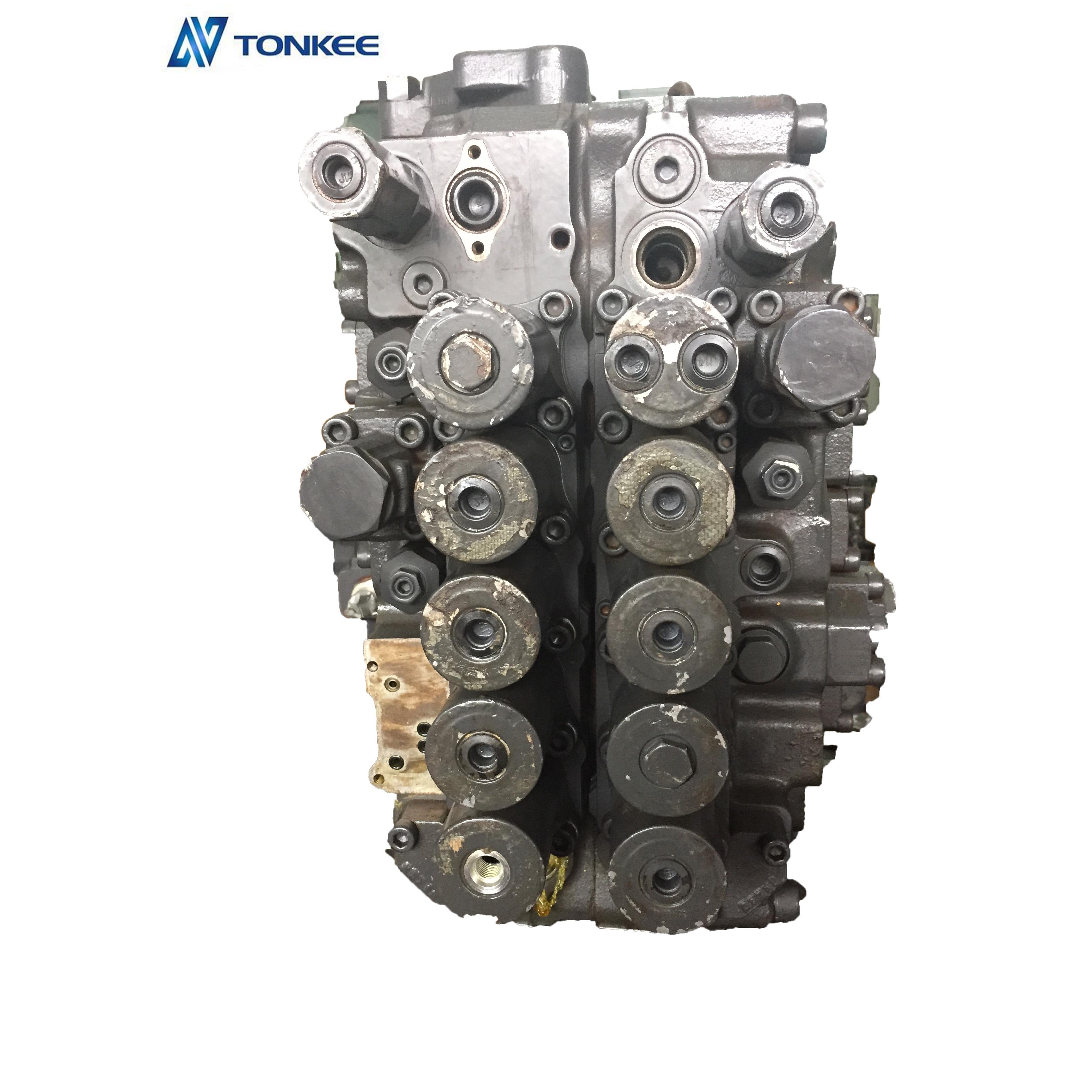 SK200 control valve SK200-5 Hydraulic control valve SK200-5 EXCAVATOR Main control valve for KOBELCO