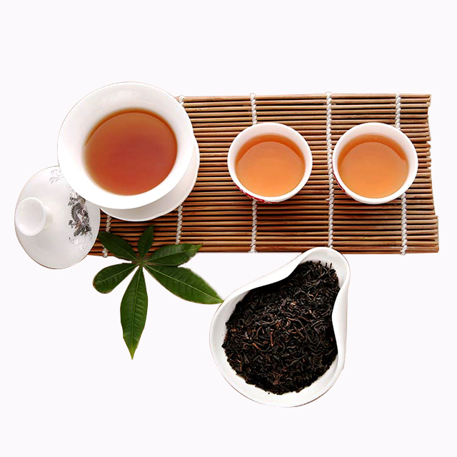 Certified Organic Black Tea Assam Black Tea Loose Leaf Tea - 4uTea | 4uTea.com