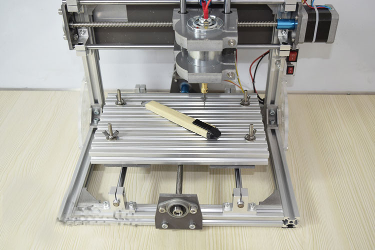 Cpc Rc55 Homemade Diy Cnc Engraving Machine