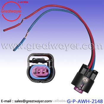2 pin delphi original 15336004 automotive wire harness buy 2 pin