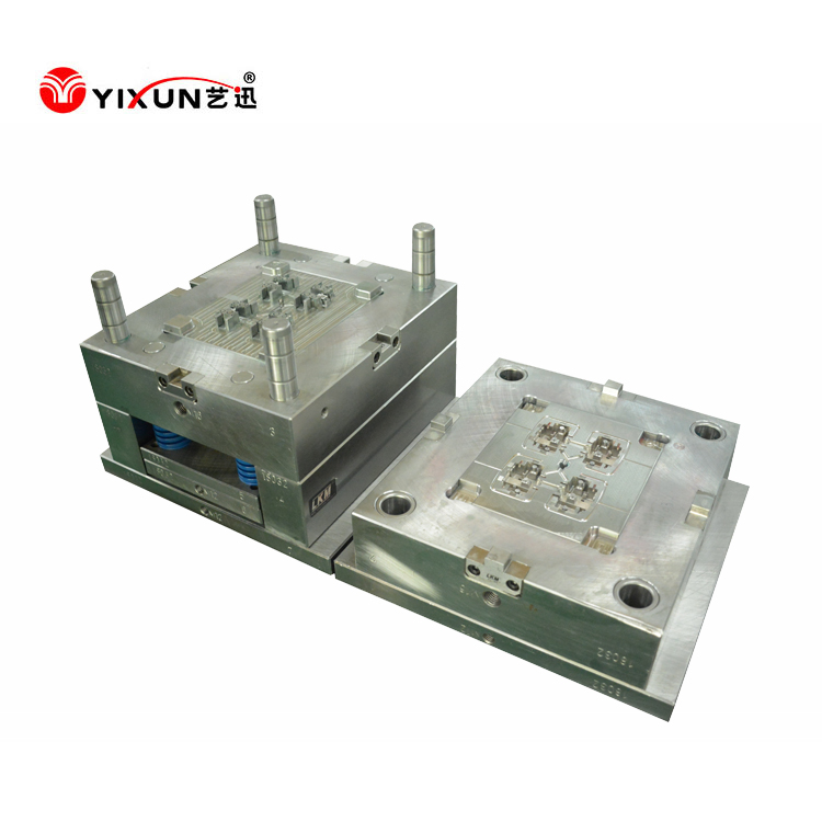 Large-scale production of wall switch socket and mold design manufaturing