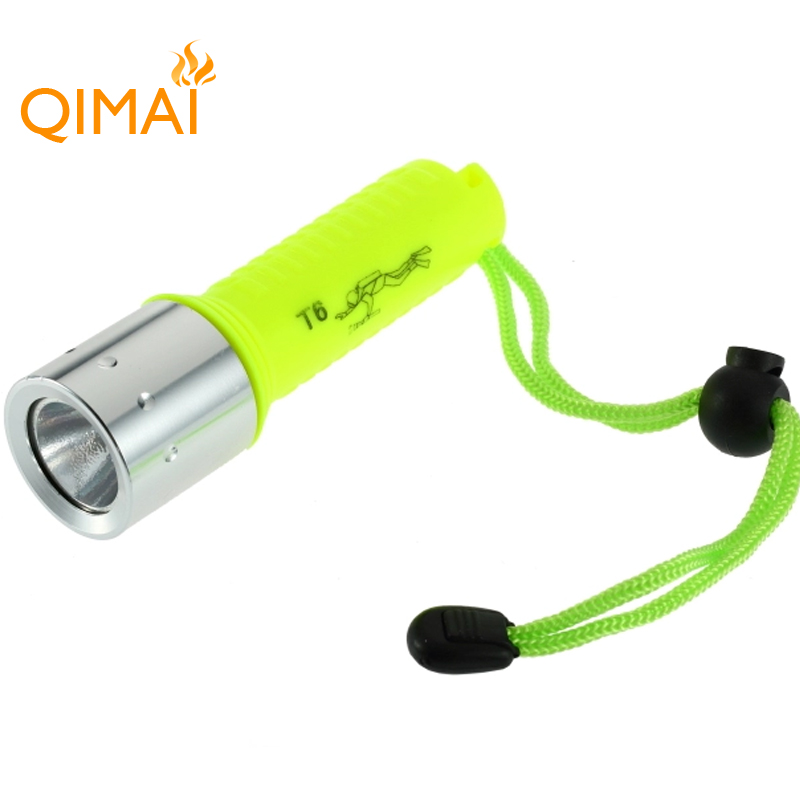 Hot selling T6 high power led flashlight most powerful led waterproof diving flashlight 10000 lumens