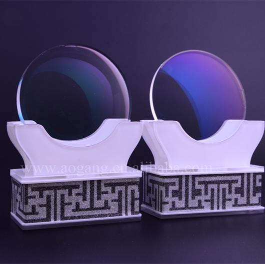Korean Lenses Blue Cut Optical Lens Price