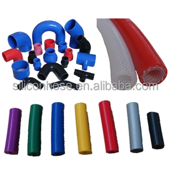 Silicone Rubber Hose Manufacturer Customize vacuum tubing, vacuum tubing and silicone couplers for Auto industry.