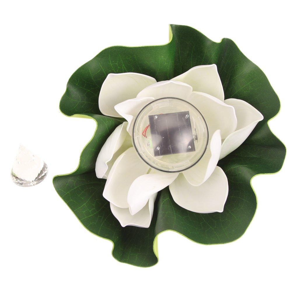 Buy 50pieces 2014 Latest Design Led Floating Lotus Flower Lamp
