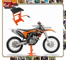 Adjustable Motorcycle Center Stand