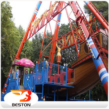 Amusement Park Attractions!!! kids playground outdoor swing decorative pirate ship
