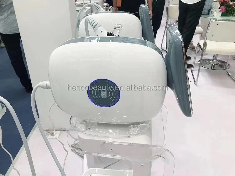 H9 EMS 3 in 1 needle free injection EMS and RF mesotherapy gun beauty machine