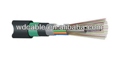 optic cable GYFTA53 G652D fibre