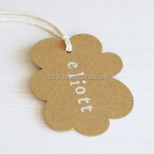 Christmas tags for your own products/Beautiful tags for commodities/New design christmas tags