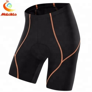 Tight yoga short pants unisex leggings reflective logo printing sports pants running workout clothes
