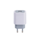 2018 new item Promotion Gift 5V 2.1A Portable home USB wall charger power dual usb charger