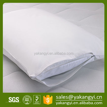 Hot Sale Waterproof Fabric Hotel Pillow Protector