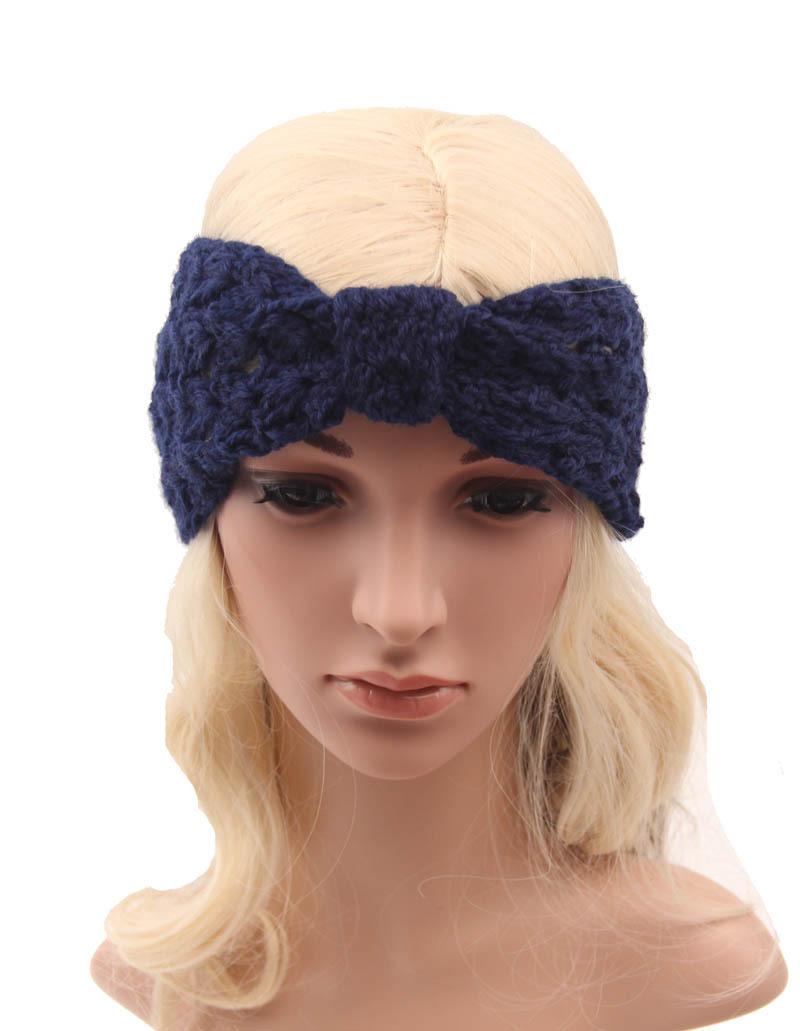 Buy women Knitted Headband Chunky Headband Ear Warmer Cabled Headband ...