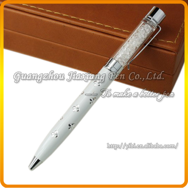 hot selling promotional gift crystal bling cool stylus metal pen JDB-C289