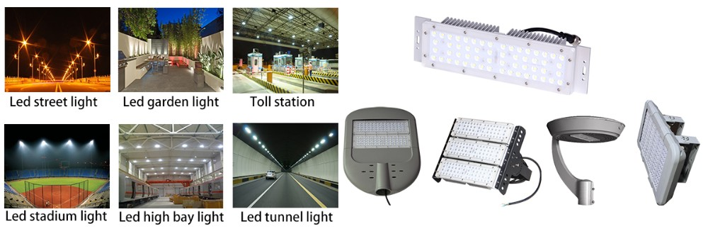 5 years warranty IP65 easy install high lumens 16000 lumens 160w 200w led tunnel light