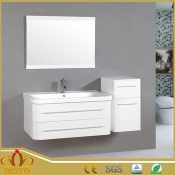 Ra147 Sanitary Equipment Bath Cabinet Pvc Bathroom Vanity Ready Made
