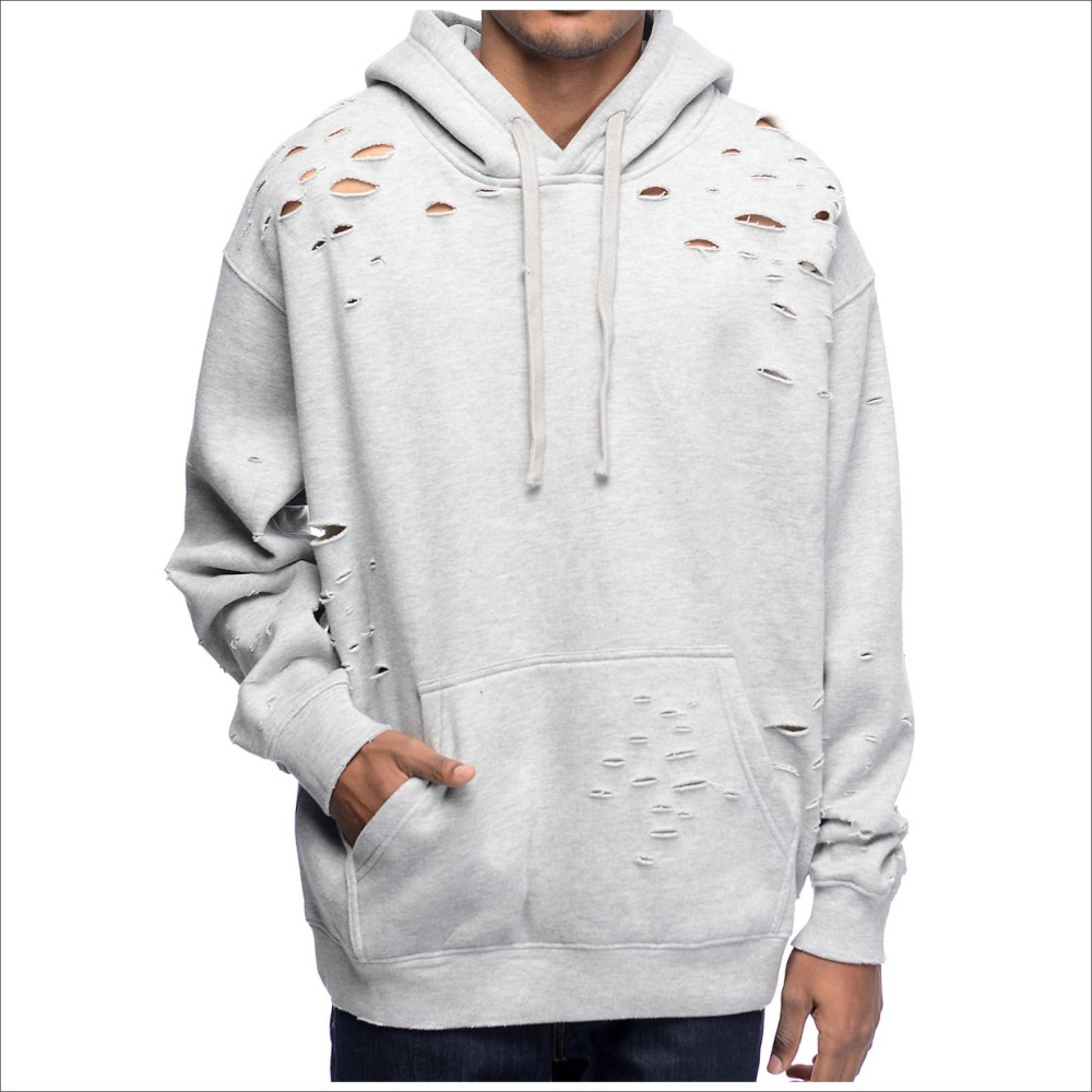 52d05091cac8 China Ripped Hoodie