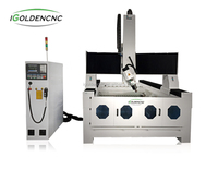 1530 spindle rotate 180 degree 3d carving cnc router 4 axis
