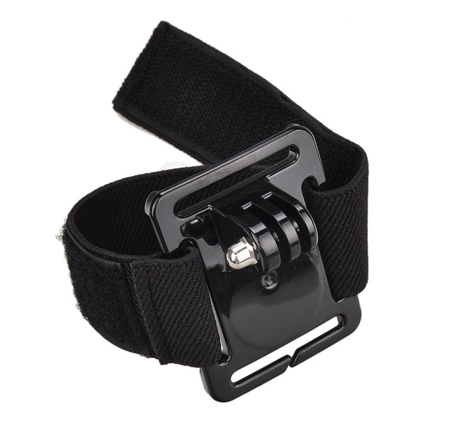Factory Price Wrist Band Strap whit Screw for Gopro Hero 5 4 3+ 3 2 1 Camera Accessories