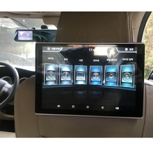4 k Android7.1 Touch Screen Auto Poggiatesta Lettore DVD Per La Serie di BMW 12 4 3 5 6 7X1X3X5X6X7 Backseat Entertainment 4 K Monitor