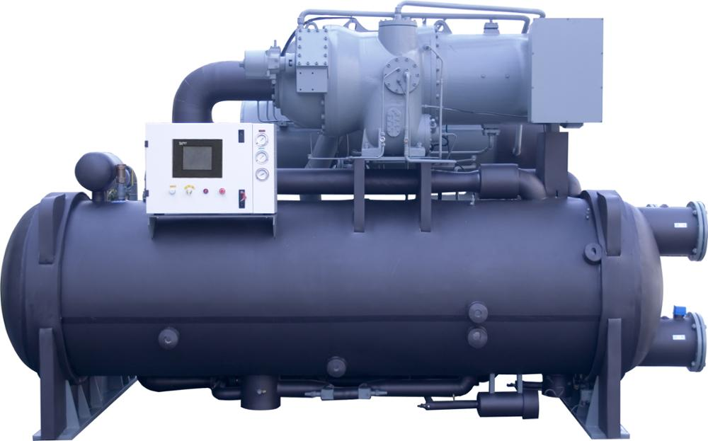 Centrifugal Chiller, Air Didinginkan Dingin Sentrifugal Unit Turbocor Chiller, Magnetic Levitation Minyak Gratis Chiller