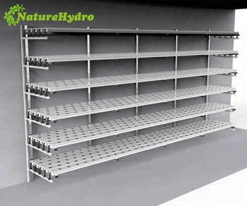 Nft Channel Vertical Nft Hydroponic System