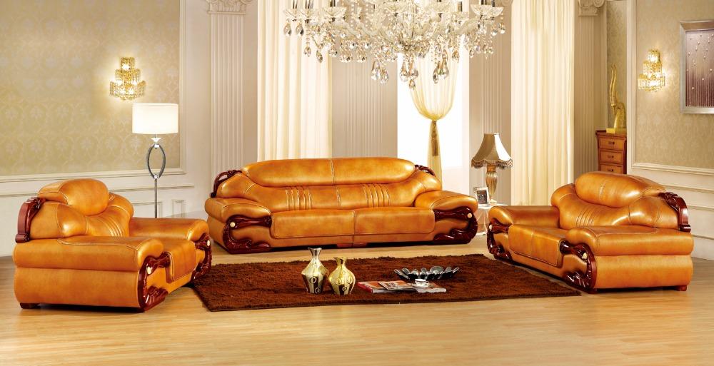 Online buy wholesale leather living room sets from china - Wholesale living room furniture sets ...