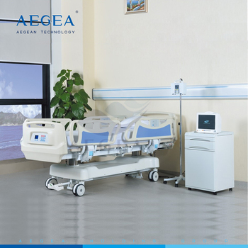 5 Functions AG-BY009 weighing type intensive care cheap hospital beds
